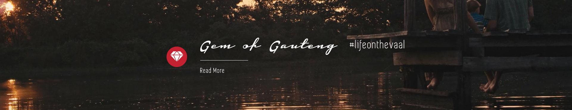 The Vaal River is the Gem Of Gauteng