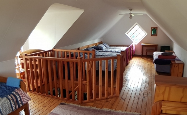 open-loft-room
