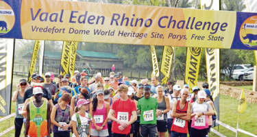 Rhino Challenge places Dome firmly on the trail running scene